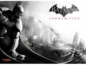 Batman: Arkham City will be October 18