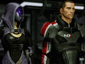 Mass Effect 3: Vote for my Shepard
