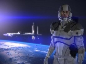 Engine Unreal Engine in Mass Effect 3 improved