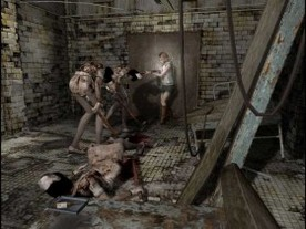 Silent Hill: HD Collection tries to charm the Xbox 360