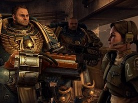 Release Date Russian Warhammer 40,000: Space Marine for PC