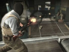 Console Counter-Strike Global Offensive released without beta