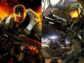 Gears of War 3 out of competition in the UK