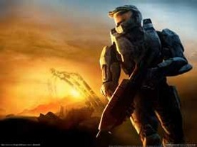 A movie about Halo will be released in 2012