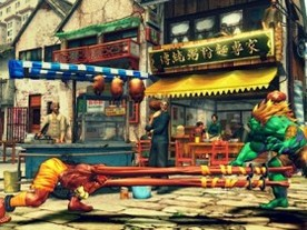 Balance Street Fighter 3: Third Strike Online Edition unchanged