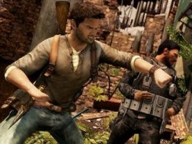 Uncharted will get multiplayer