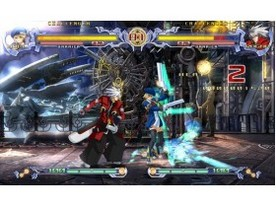 BlazBlue: Continuum Shift in early May will nvogo fighter