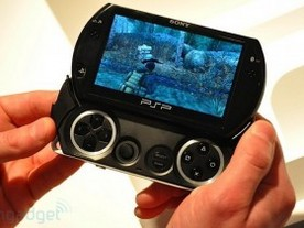PSP Go is about to depart to another world
