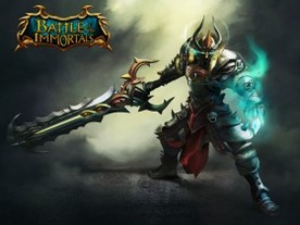 Battle of the Immortals back refreshed
