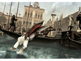Showed a new teaser Assassin `s Creed