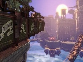 New BioShock Infinite with PS Move to PS Vita