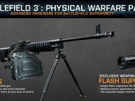 Physical Warfare Pack DLC for Battlefield 3 Enhanced