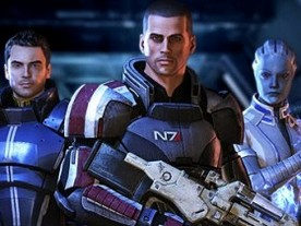 Movies about Mass Effect show at Comic Con