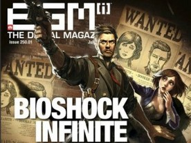 PHOTO: The first image of the protagonist BioShock Infinite